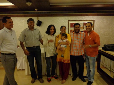 Mangalore with Arjun Pinto and Round Table gang 2015