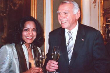 Wien - Hofburg - Fest zur Überreichung des Großen Goldenden Ehrenzeichens an Dr. Johann Rzeszut (OGH Präsident) - Dezember 2006