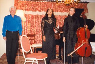 Südafrika Tournee 1998 Swietly Trio