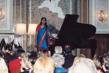 Klavierabend in der GRUFT, Wien