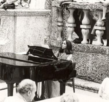 Salzburg - Fest in Hellbrunn - 1989