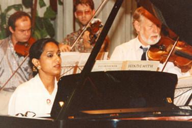 Bratislava - Klavierkonzert 1993