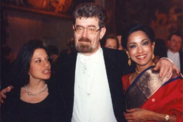 Wien - Staatsoper - Opernball mit Günther Mayer (Austria Tabak) - 1993