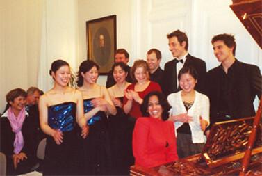 Wien - Bösendorfer Stadtsalon - zu Mozarts Geburtstag im Jubiläumsjahr - 27. Jänner 2006
