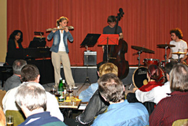 Claude Bolling in VJH Pottendorf